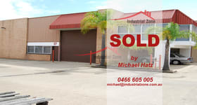 Factory, Warehouse & Industrial commercial property sold at 17/16-18 Alfred Road Chipping Norton NSW 2170