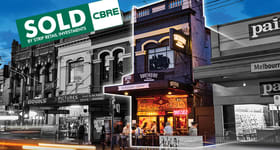 Shop & Retail commercial property sold at 34 Chapel Street Windsor VIC 3181