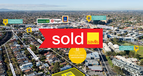 Development / Land commercial property sold at 11-15 Mayston Street Hawthorn East VIC 3123