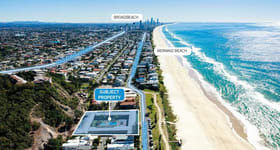 Development / Land commercial property sold at 122-130 Marine Parade Miami QLD 4220