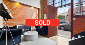 Offices commercial property sold at 46 Budd Street Collingwood VIC 3066