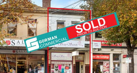 Shop & Retail commercial property sold at 185 Clarendon Street South Melbourne VIC 3205