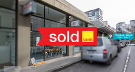 Retail commercial property sold at 31 Chambers Street South Yarra VIC 3141