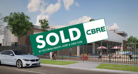 Medical / Consulting commercial property sold at 11-15 Chadstone Road Malvern East VIC 3145