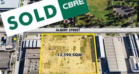 Development / Land commercial property sold at 28-44 Albert Street Preston VIC 3072