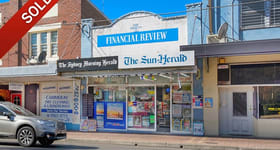 Shop & Retail commercial property sold at 435 Miller Street Cammeray NSW 2062