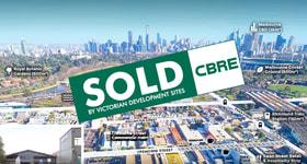 Development / Land commercial property sold at 33-37 Cremorne Cremorne VIC 3121
