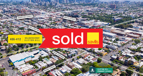 Offices commercial property sold at 406-412 Wellington Street Clifton Hill VIC 3068