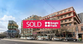 Offices commercial property sold at Level 3/201 Fitzroy Street St Kilda VIC 3182