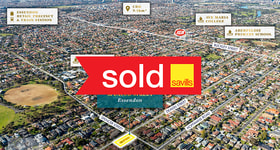 Development / Land commercial property sold at 172 Spencer Street Essendon VIC 3040