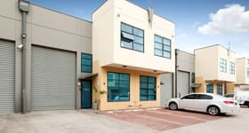 Factory, Warehouse & Industrial commercial property sold at Unit 21/105A Vanessa Street Kingsgrove NSW 2208