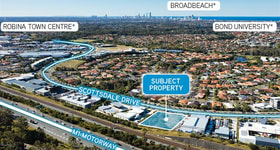 Development / Land commercial property sold at 265 Scottsdale Drive Robina QLD 4226