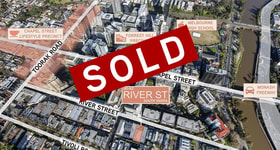 Development / Land commercial property sold at 80-82 River Street South Yarra VIC 3141