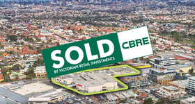 Shop & Retail commercial property sold at Northcote Central Corner High Street and Separation Street Northcote VIC 3070