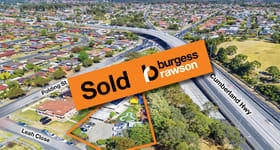 Medical / Consulting commercial property sold at 2 Leah Close Smithfield NSW 2164
