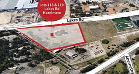 Factory, Warehouse & Industrial commercial property for sale at Lots 118 & 119 Lakes Road Hazelmere WA 6055