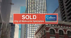 Shop & Retail commercial property sold at 185 A'Beckett Street Melbourne VIC 3000