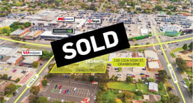 Shop & Retail commercial property sold at 130-132A High Street Cranbourne VIC 3977