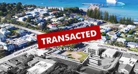 Hotel, Motel, Pub & Leisure commercial property sold at 1- 21 Ocean Beach Road Sorrento VIC 3943