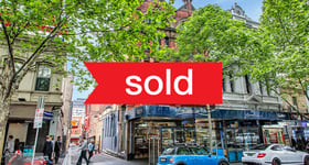 Showrooms / Bulky Goods commercial property sold at 185-187 Lonsdale Street Melbourne VIC 3000