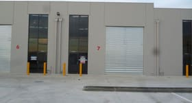 Factory, Warehouse & Industrial commercial property sold at Unit 7/27-31 Sharnet Circuit Pakenham VIC 3810