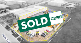Offices commercial property sold at 3 Nexus Street Ravenhall VIC 3023