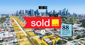 Development / Land commercial property sold at 88 Kerr Street Fitzroy VIC 3065
