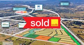 Development / Land commercial property sold at 39 Willowbank Road Gisborne VIC 3437