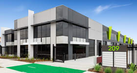 Factory, Warehouse & Industrial commercial property sold at Unit 5/209 Hyde Street Yarraville VIC 3013