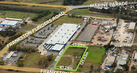 Development / Land commercial property sold at Lot 3/1825 Frankston Flinders Road Hastings VIC 3915