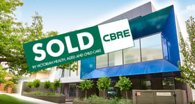 Medical / Consulting commercial property sold at 120 Thames Street Box Hill VIC 3128