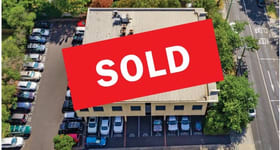 Offices commercial property sold at 10-12 Chapel Street Blackburn VIC 3130