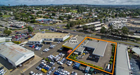 Shop & Retail commercial property sold at 328-330 James Street Harristown QLD 4350