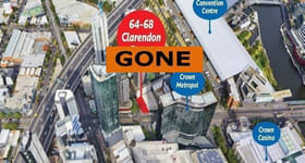 Development / Land commercial property sold at 64-68 Clarendon Street Southbank VIC 3006