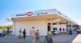 Shop & Retail commercial property sold at IGA Echuca Cnr Haverfield St and Murray Valley Highway Echuca VIC 3564