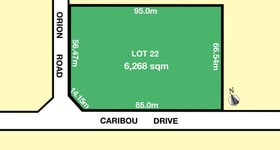 Development / Land commercial property for sale at Lot 22 Caribou Drive Direk SA 5110