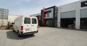 Factory, Warehouse & Industrial commercial property sold at Unit 1/8 Hammel Court Hallam VIC 3803