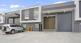 Factory, Warehouse & Industrial commercial property sold at 13/18 - 20 George Street Sandringham VIC 3191