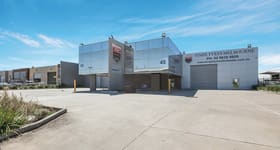 Factory, Warehouse & Industrial commercial property sold at 45 Industrial Drive Sunshine West VIC 3020