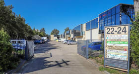 Factory, Warehouse & Industrial commercial property sold at 22-24 Norman Street Peakhurst NSW 2210