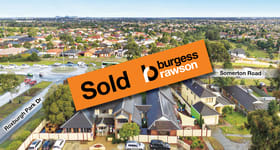 Medical / Consulting commercial property sold at 19-21 Greensted Grove Roxburgh Park VIC 3064
