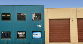 Factory, Warehouse & Industrial commercial property sold at 190/248-266 Osborne Avenue Clayton South VIC 3169