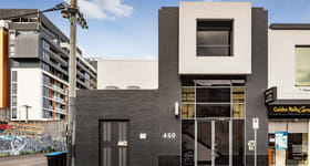 Offices commercial property sold at Suite D & E/450-460 Chapel Street South Yarra VIC 3141