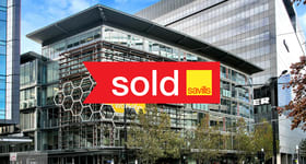 Offices commercial property sold at Suite 128/838 Collins Street Docklands VIC 3008