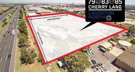 Factory, Warehouse & Industrial commercial property sold at 79-83 & 85 Cherry Lane Laverton North VIC 3026