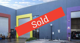 Factory, Warehouse & Industrial commercial property sold at 4/17 Lakeside Avenue Reservoir VIC 3073