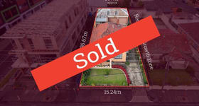 Development / Land commercial property sold at 68 Nicholson Street Brunswick East VIC 3057
