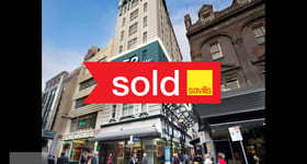 Offices commercial property sold at Level 3, 313 Little Collins Street Melbourne VIC 3000