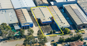 Factory, Warehouse & Industrial commercial property sold at 8 Wenban Place Wetherill Park NSW 2164