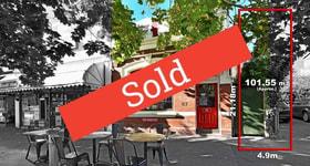Shop & Retail commercial property sold at 87 Fletcher Street Essendon VIC 3040